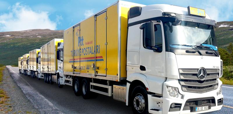 181 araçlık kamyon filosunu tamamen yeniledi
