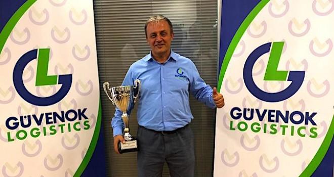 Türkiye'nin en iyi DAF sürücüsü Turhan Öz: 7 yıldır Güvenok Lojistik'te çalışıyorum