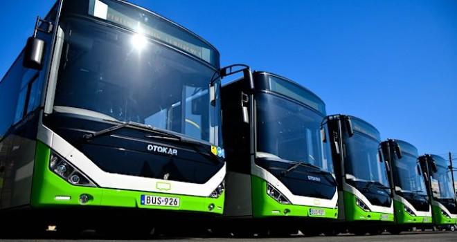 Otokar'dan Malta'ya 50 adet otobüs