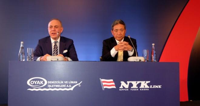 OYAK ve NYK 110 milyon dolar yatırım yaparak otomobil limanı kuracak