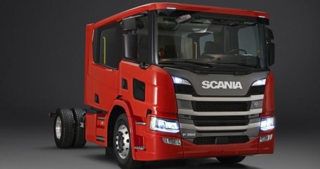 Scania Yeni Nesil Şehiriçi Kamyonlarını Tanıttı
