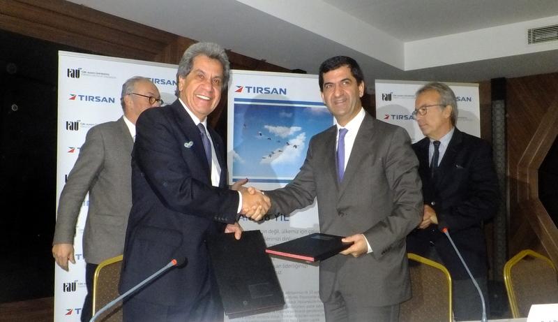 Türk-Alman Üniversitesi ile işbirliği imzaladı hedefi global bir şirket olmak