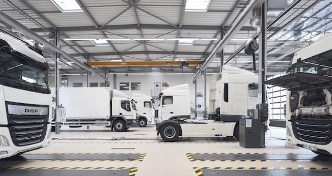 DAF Trucks, Paris'te ikinci bayiliğini açtı