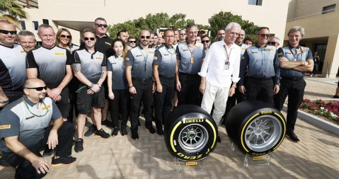 Pirelli, 2023'e Kadar Formula 1'in Tedarikçisi Olacak