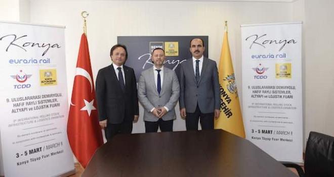 Eurasia Rail, Konya'da yapılacak