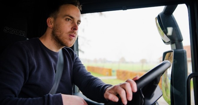 Scania'dan Yakıt Tasarrufu Sağlayan  Sürücü Eğitimi ve Koçluğu
