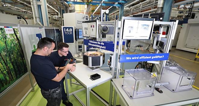 Bosch Grubu, 2020'ye kadar dünya genelinde 'sıfır karbon' olacak