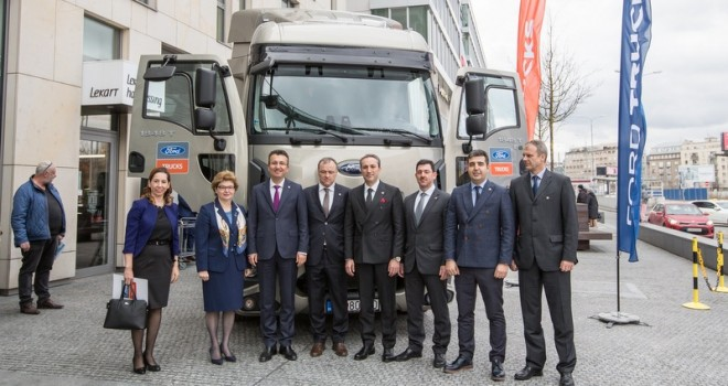 Ford Trucks'ın Slovakya distribütörü Delta-Truck oldu