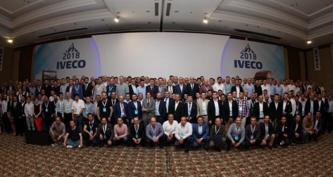 IVECO yetkili satıcıları ve servisleri Antalya'da bir araya geldi
