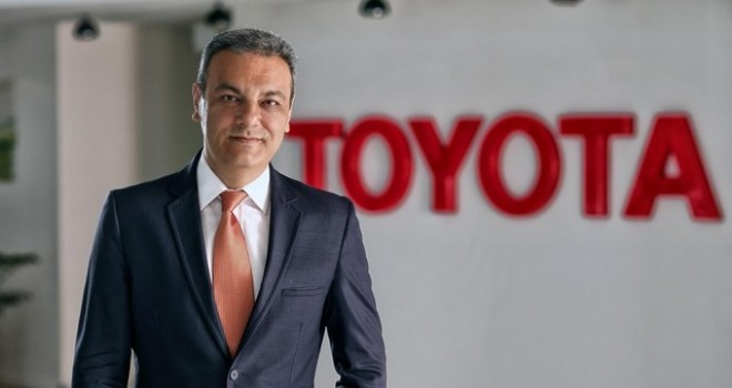 Toyota Türkiye 2018'de 33 bin 978 adet araç sattı