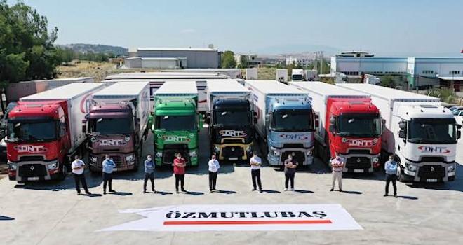Filosunu 30 Adet Renault Trucks T480 Yüksek Kabin Çekici ile Güçlendirdi