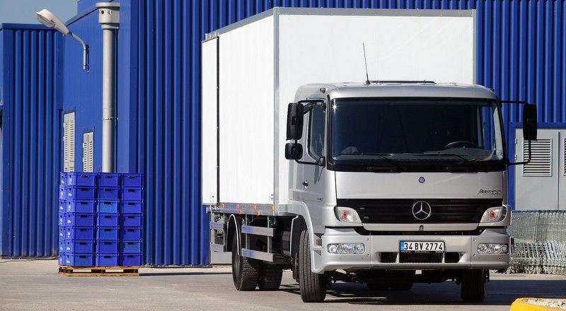 2. el Mercedes-Benz kamyon almak isteyenlere Ocak ayı kampanyası