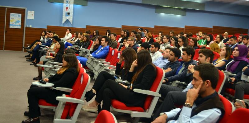 """2 gün süren """"Logistics Forum""""a 25 üniversiteden geleceğin lojistikçileri katıldı"""