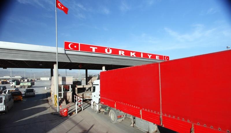 20 gündür kapalı olan Habur araç geçişlerine açıldı