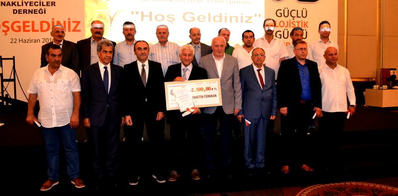 İşte Türkiye'nin En İyi TIR Sürücüsü ve Sürücülerinin Listesi