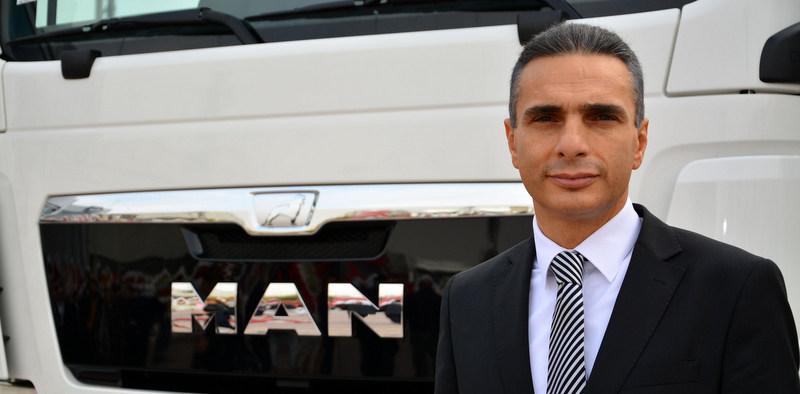 """""""2016'da 31-32 bin adetlerde kamyon pazarı bekliyoruz"""