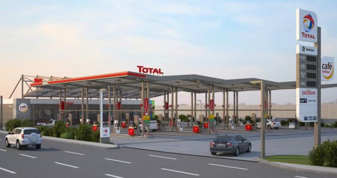 TOTAL Oil Türkiye En Büyük İstasyonunu İstanbul Yeni Havalimanı'na Açıyor