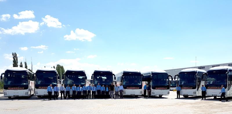 22 adet MAN Lion's Coach 2+1 VIP ile aldı