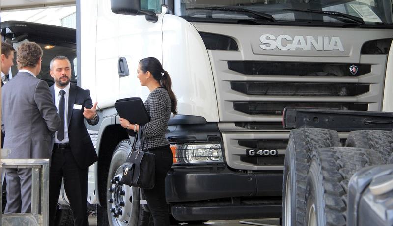 """Scania, """"ÜSTYAPICILAR"""" ile işbirliğini geliştirecek"""