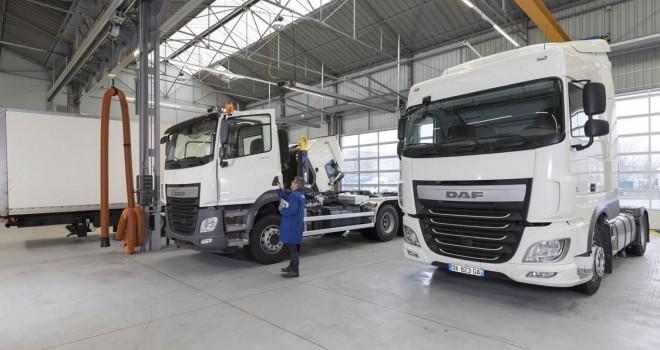 DAF Trucks Turkey, müşterilerine uygun fiyatlarda yedek parça sağlayabilmek için network ağını yeniden şekillendiriyor