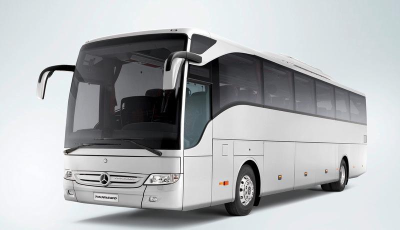 Mercedes-Benz Türk, Tourismo 16 RHD 2+1'i tanıttı
