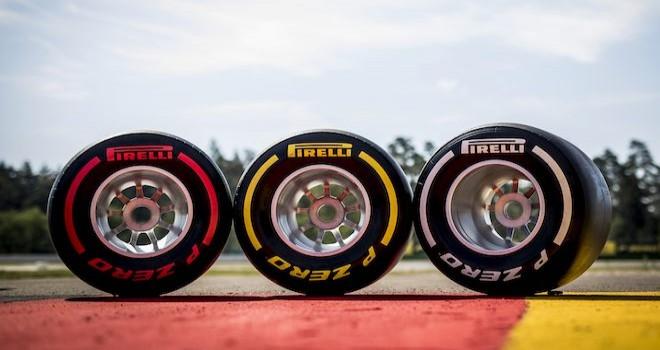 Almanya Grand Prix, Pirelli lastiklerini öneriyor
