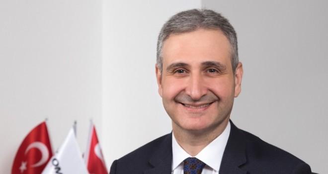 OMSAN Lojistik Genel Müdürü A. Bülent Sabuncu oldu