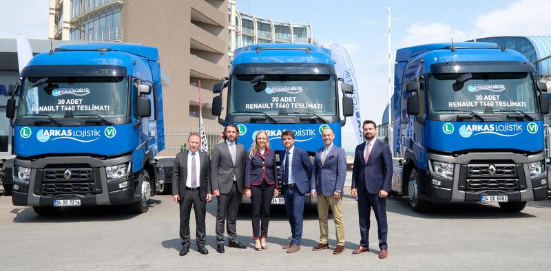 2.5 milyon Euro yatırım yaparak araç filosunu güçlendirdi, filosundaki toplam araç sayısı 500 adede yaklaştırdı