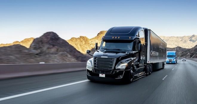 Daimler, 10 yıl içinde ileri düzeyde otonom kamyonları kullanıma sunmayı hedefliyor