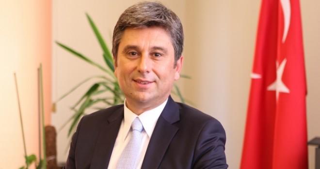 Turgut Erkeskin, yeniden DEİK Lojistik İş Konseyi Yürütme Kurulu Başkanlığı'na Seçildi