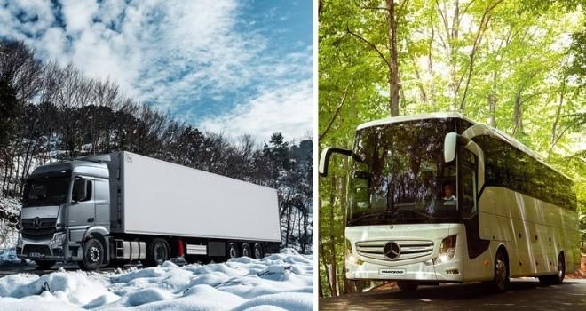 Mercedes-Benz'ten kamyon ve otobüs alacaklara Şubat ayı fırsatı!