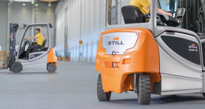 """STILL RX 20'ye """"Uluslararası İntralojistik ve Forklift"""" ödülü"""