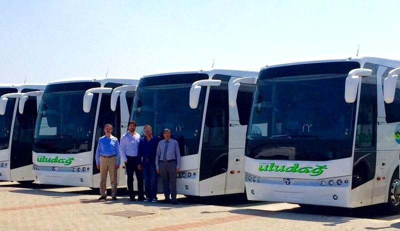 2014'te 2 milyon 200 bin yolcu taşıdı, 10 yıl sonra filosuna 5 adet Safir VIP aldı