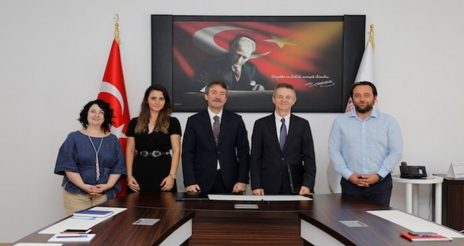 UTİKAD ve İstanbul İl Milli Eğitim Müdürlüğü arasında Okul-Sanayi İş Birliği İstanbul Modeliişbirliği