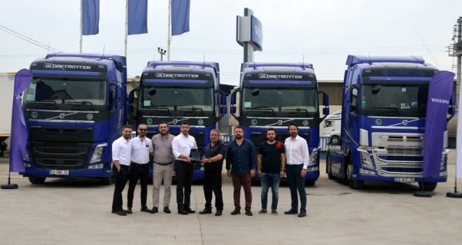 Oraklar Lojistik, 5 adet Volvo Trucks FH460 aldı
