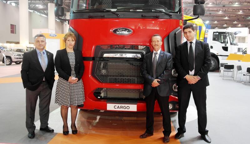 Ford Trucks, Cezayir'de şov yaptı!