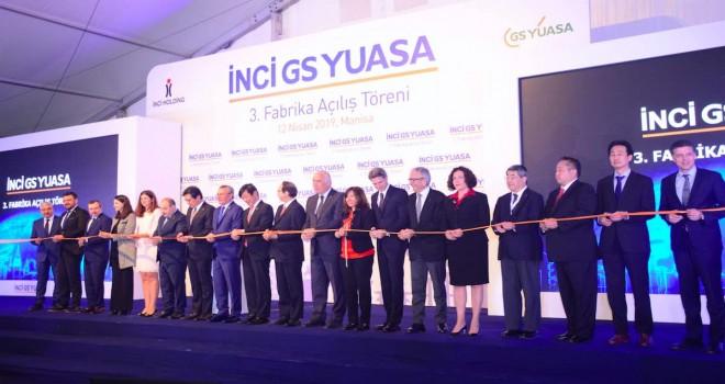 120 milyon TL yatırımla Manisa'da 3. fabrikasını açtı