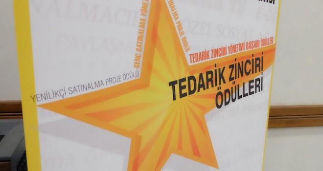 Satınalma ve Tedarik Zinciri Yönetim Başarı Ödülleri'nin sahipleri belli oldu