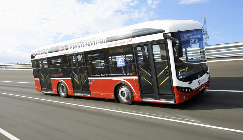 Elektrikli otobüs alacak