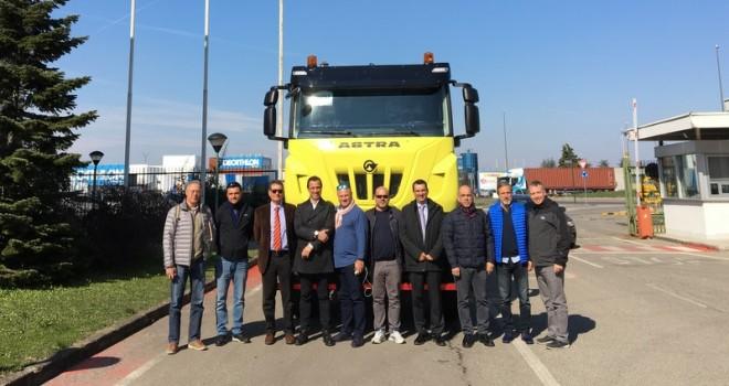 Üst yapıcılar ve filo müşterileri IVECO'nun İtalya'daki fabrikalarını ziyaret etti