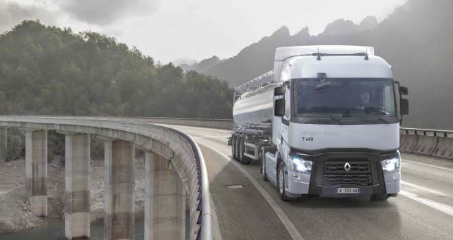 Renault Trucks, 2018'de 54 bin 868 araç sattı