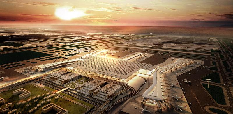 3. havalimanının enerji ihtiyacını karşılayacak