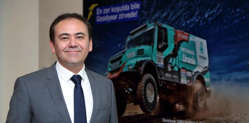 Türkiye ticari araç lastik sektörden üç kat fazla büyüdü