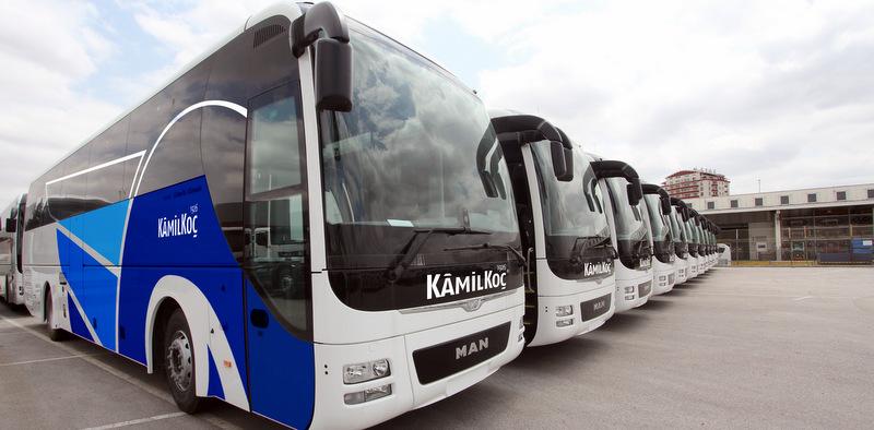30 adet MAN Lion's Coach 2+1 VIP otobüs aldı