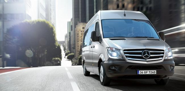 30 adet Sprinter aldı, filosundaki Mercedes-Benz araç sayısını 100 adede yükseltti