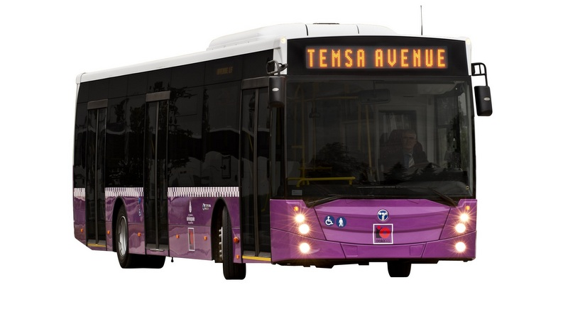 410 adet Temsa Avenue İETT filosunu dahil olacak!