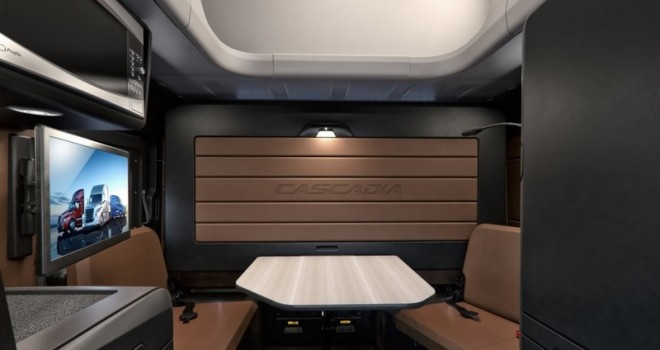"""""""Oturma odası"""" olan çekiciye tasarım ödülü!"""