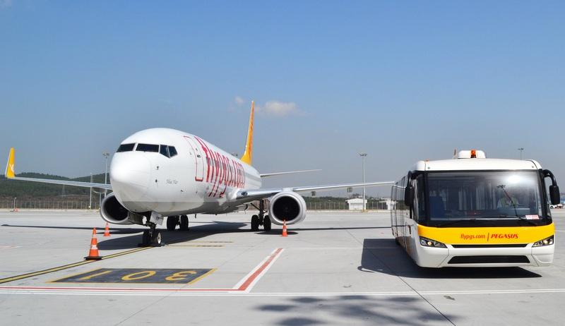 Pegasus, 24 adet otobüs sipariş etti!