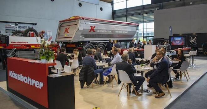 Tırsan, 3 Yeni Aracı İle Almanya NUFAM 2019'da Müşterileri İle Buluştu