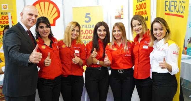 Shell & Turcas'ın kadın istihdamı projesine ödül